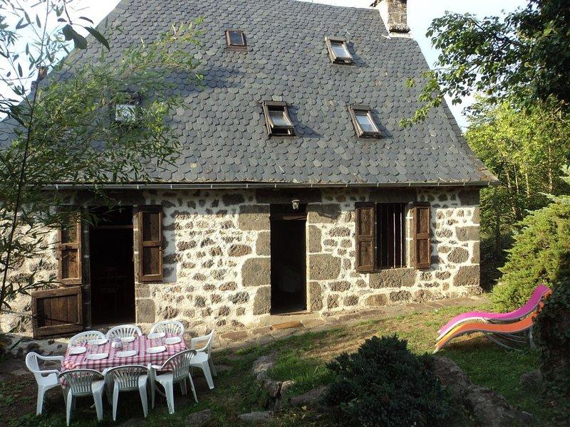 Gîte de l'Abreuvoir - Charme et Caractère en montagne 4* (2 à 11 personnes), holiday rental in Lascelle