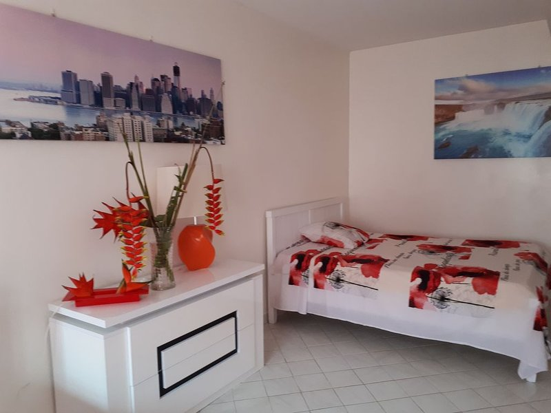 Les Alpinias  Rouges, holiday rental in Matouba