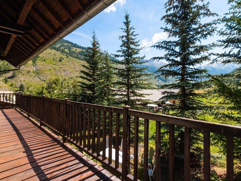 Location chalet Abriés en Queyras Hautes Alpes pour 7-10 personnes, vacation rental in Martello