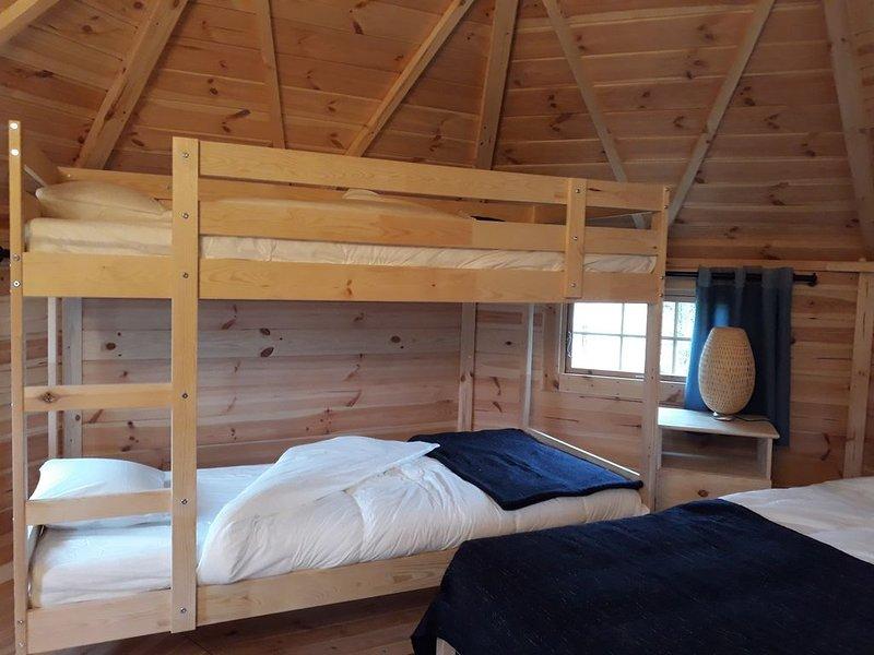 KOTA  à la Résidence du Lac de Bairon, vacation rental in Le Chesne
