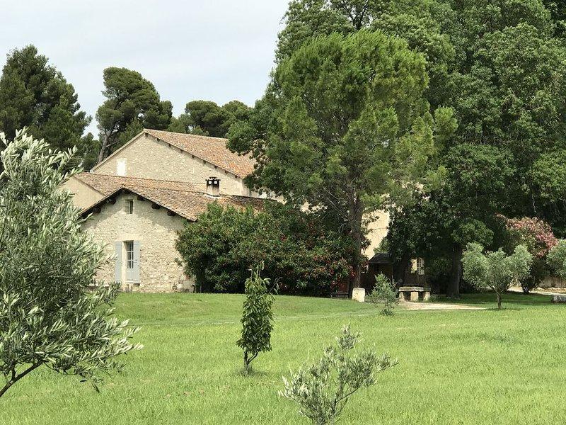 Mas Provençal du XVIII au cœur d'un domaine oléicole, vacation rental in Saint-Martin-de-Crau