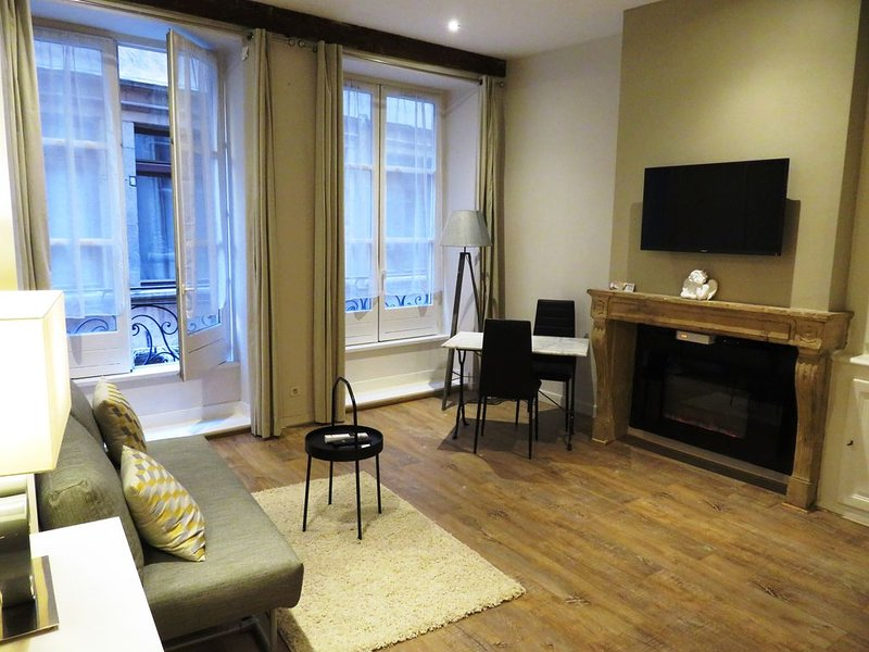Appartement Vieux Lyon, vacation rental in Ecully