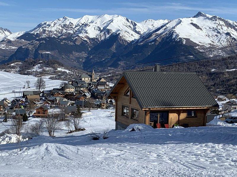 Chalet 'Le Petit Prince', alquiler vacacional en Savoie