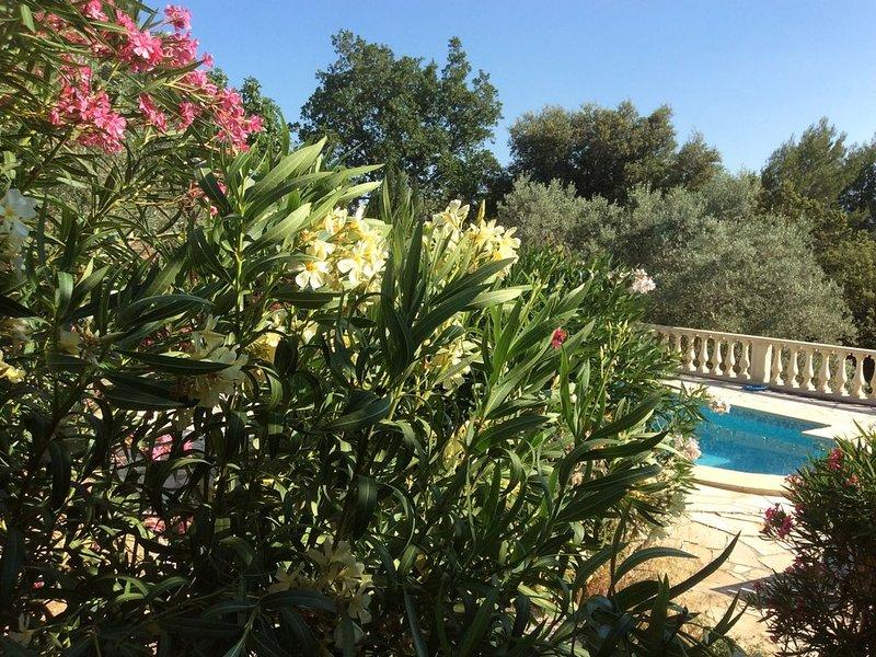 Villa dans un endroit idyllique, holiday rental in Claviers