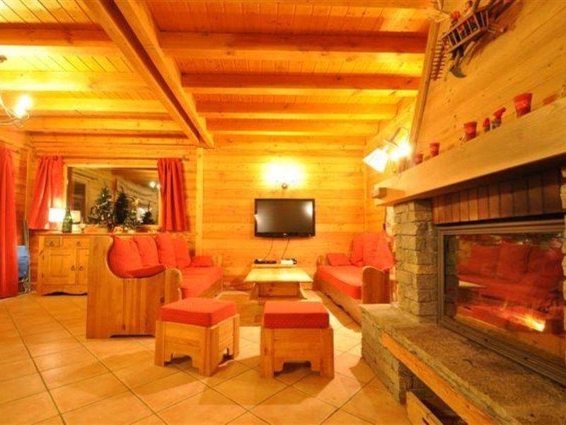Chalet Les Barillons, vacation rental in Vallandry