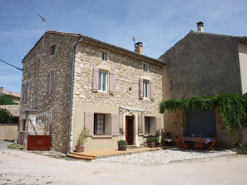 Maison de la Font des Couteaux, vakantiewoning in La Roque-sur-Ceze