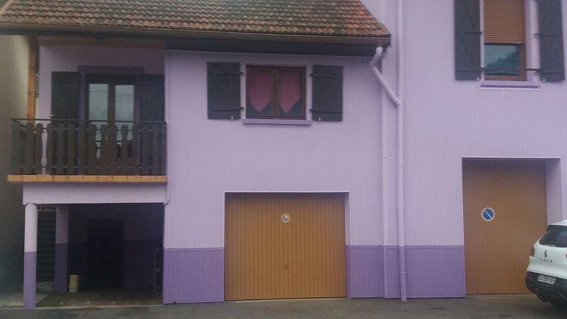 loue Gîte de montagne, holiday rental in Oderen