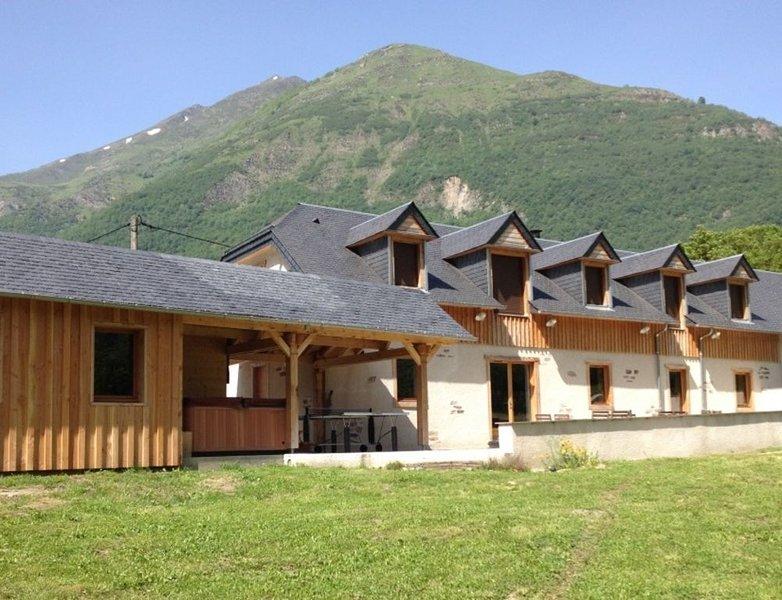 Chalet 15 personnes - SEMAINE DE NOEL DISPONIBLE - Luz-Saint-Sauveur, holiday rental in Viscos