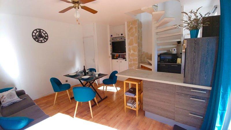 La petite Tourangelle, holiday rental in La Membrolle-sur-Choisille