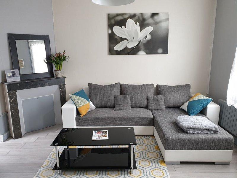 Maison Quartier Pontlieue, holiday rental in Le Mans City