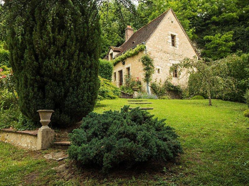 La Maison de Lana..., holiday rental in Saint-Germain-des-Grois