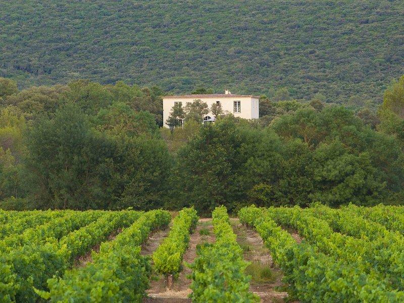 La Bastide de la Bouissière, holiday rental in Claret