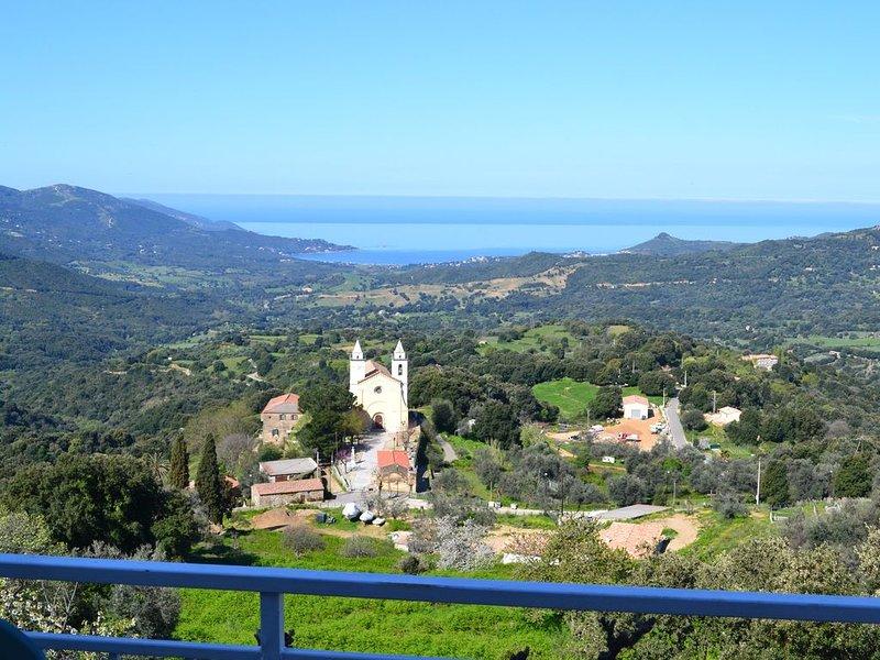 Maison idéale pour les vacances, location de vacances à Valle-di-Mezzana