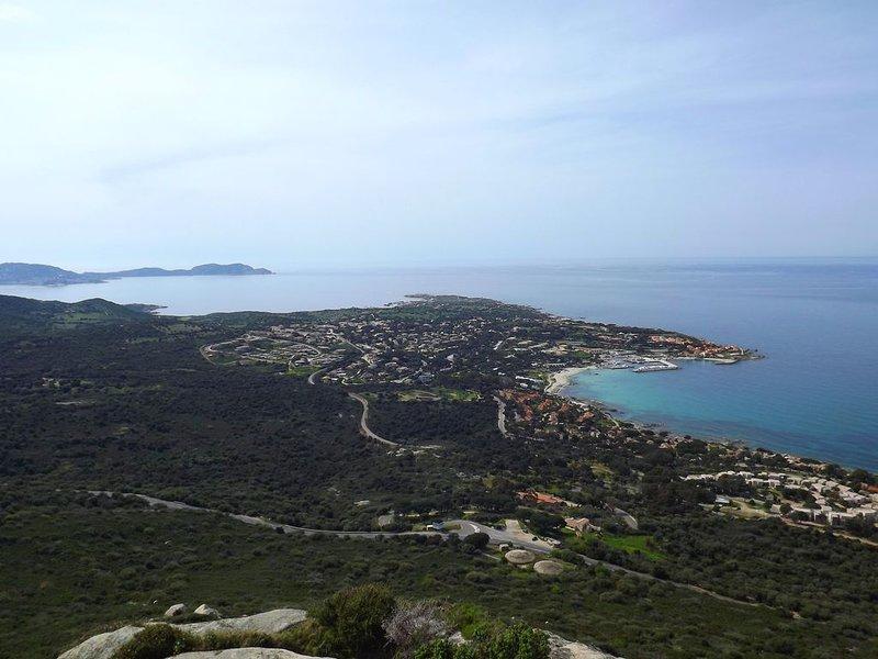 Lumio ,Marine Sant Ambrogio,500m mer, casa vacanza a Lumio