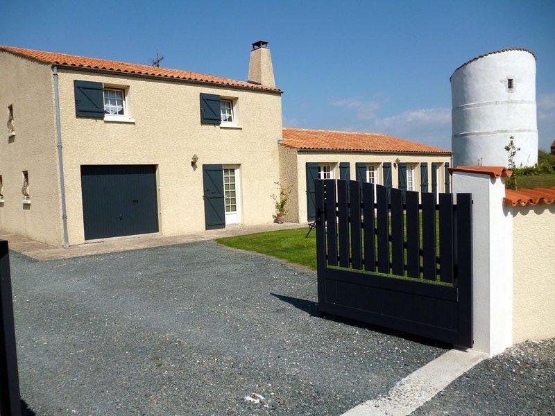 Location saisonnière près de La Rochelle, holiday rental in Charron