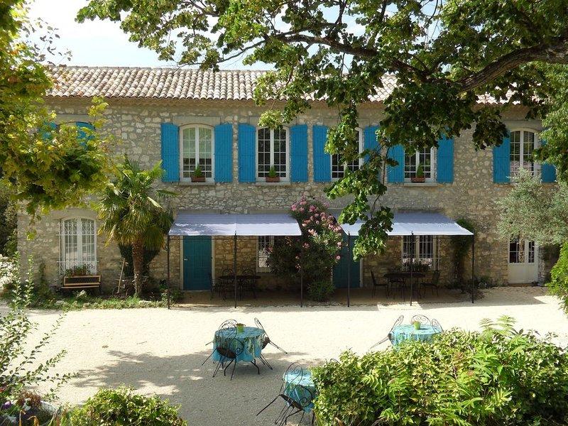 LAVANDIN*** – BASTIDE DE LA LEZARDIERE, holiday rental in Fontaine de Vaucluse