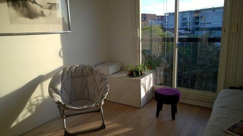 BEAUTIFUL ONE SUNNY ROOM APPARTMENT, FEW MN FROM PARIS CENTER, vacation rental in Nogent-sur-Marne