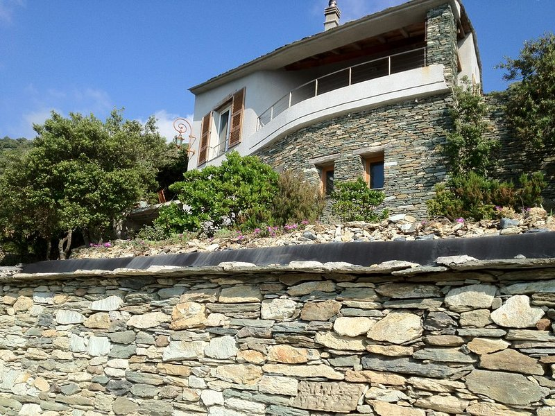 f2   ,100m de la mer, holiday rental in Ogliastro