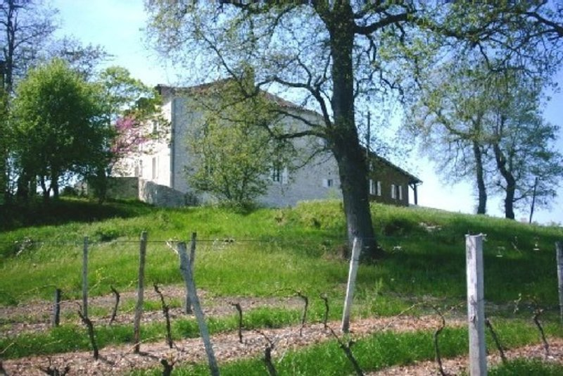 Grand gîte 14 pers avec piscine, idéal famille et amis, campagne, holiday rental in Monestier