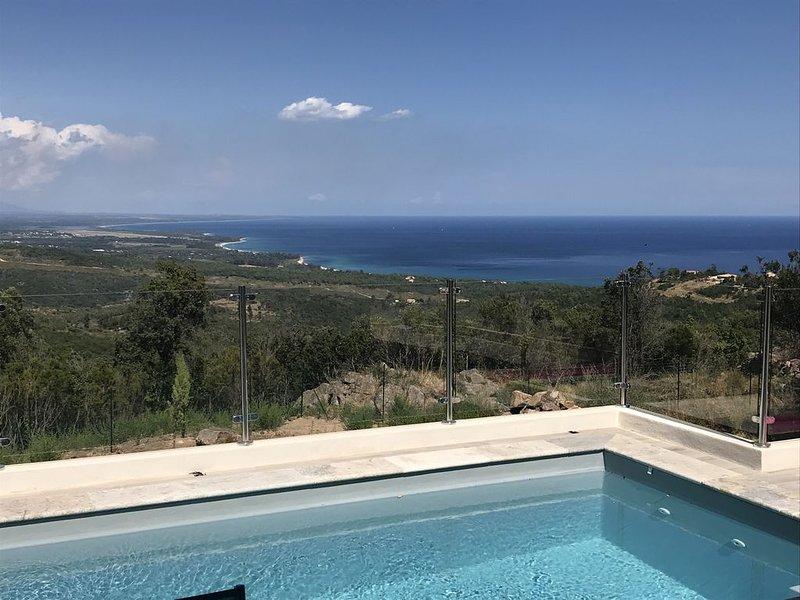 villa d'architecte côte des nacres, alquiler de vacaciones en Solaro