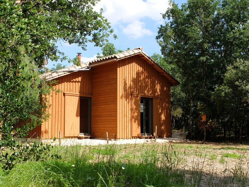 ECOGITE 1000 PAILLES ARDECHE, holiday rental in Barjac