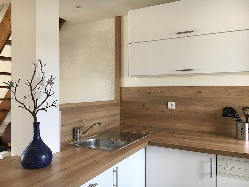 Appartement en duplex entièrement rénové, location de vacances à Batz-sur-Mer