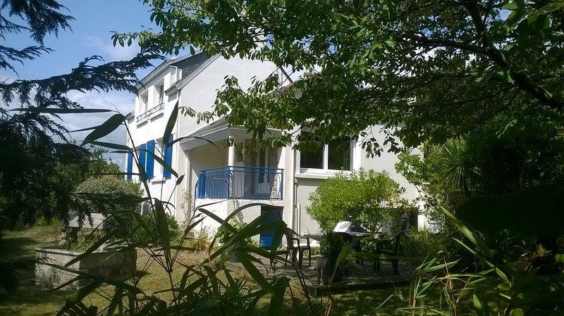 Maison Kerlorz - Jolie maison au cœur de Bénodet, Ferienwohnung in Benodet