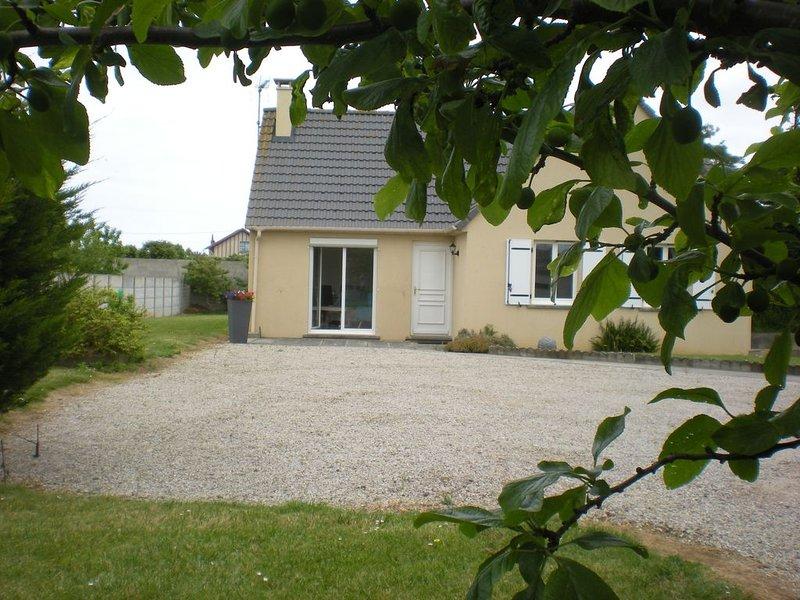 Gite de Grandcamp Maisy., holiday rental in La Cambe