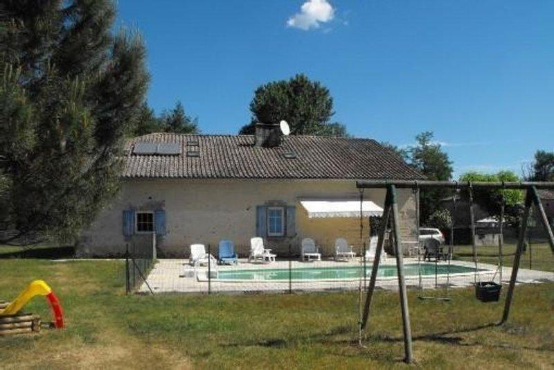 Location Ferme-Gîte à Allons - Lot-et-Garonne - Aquitaine, holiday rental in Saint-Gor