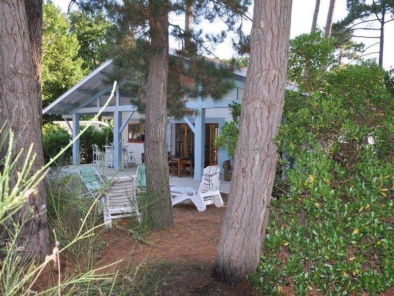 Le Cap ferret entre Bassin et Océan  Villa 4 chambres, vacation rental in Cap-Ferret