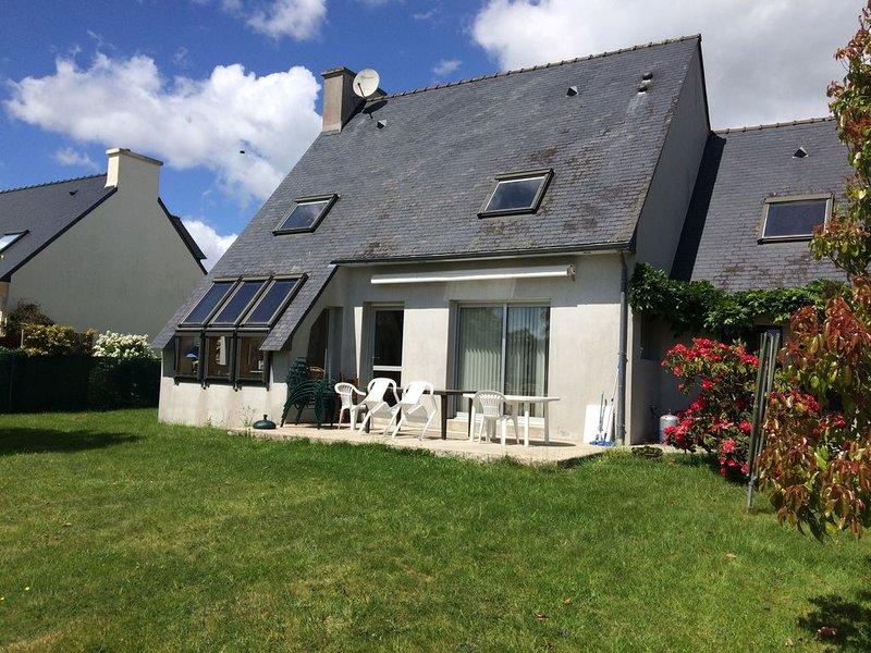 Maison à Bénodet en Bretagne près de la mer, aluguéis de temporada em Benodet