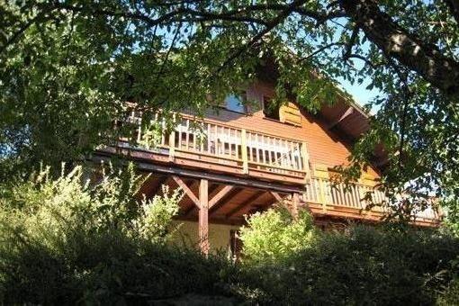 Chalet avec terrasse, belle vue montagne à VALLOUISE  PUY ST VINCENT HAUTES-ALPE, location de vacances à Pelvoux