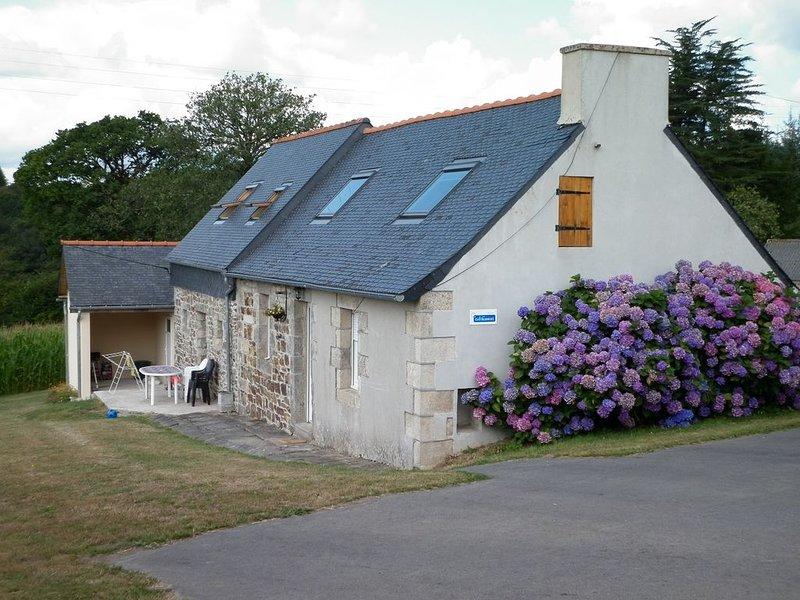 Location labellisée dans les Monts d'Arrée, vacation rental in Carhaix-Plouguer