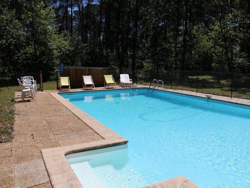Villa -10 à 12 couchages-proche de Lacanau -Gironde, vacation rental in Sainte-Helene