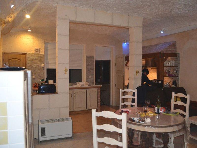 Gîte insolite et confortable, holiday rental in Saint Regle