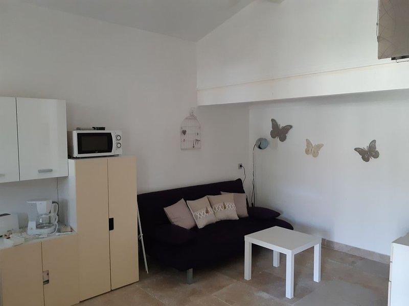 maisonnette à louer., holiday rental in Caumont-sur-Durance