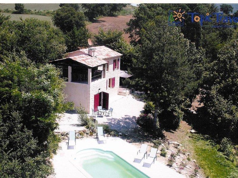 Magnifique bergerie, en plein coeur de la Provence, alquiler vacacional en Montfuron