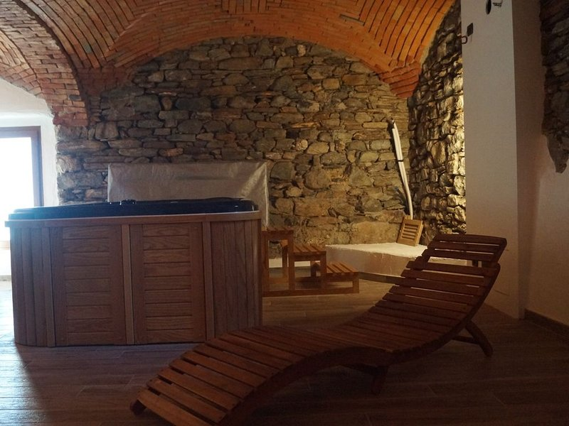 Appartement Mont-Rose, vacation rental in Etroubles