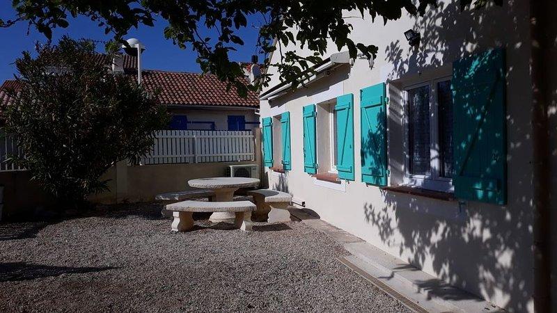 MAISON Carro  Martigues (13) 'La Respelido' de la Côte Bleue, location de vacances à Port-de-Bouc