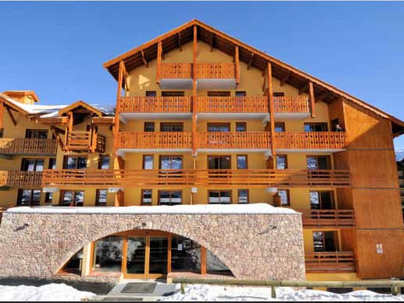 RISOUL Résidence  4*  Appart 6 Pers. Grand confort, Vue Vallée, holiday rental in Risoul
