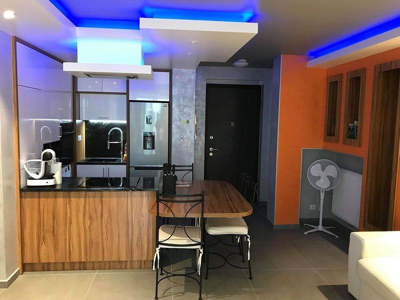 Appartement neuf classé 3 étoiles, casa vacanza a Montcel