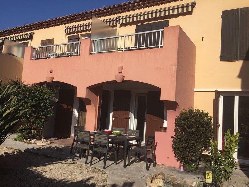 Proche plages Superbe appartement de 3 pièces .  résidentiel de V, holiday rental in Vallauris