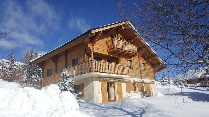La Fromentière 12 personnes, holiday rental in Saint-Jean-de-Maurienne