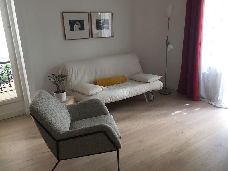 Votre pied à terre au cœur du 14 ème, vacation rental in Montrouge