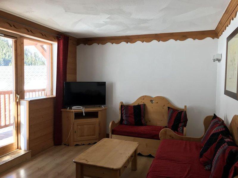 Superbe appartement 63 m2 Oz-en-Oisans /Alpe Huez, location de vacances à Allemond
