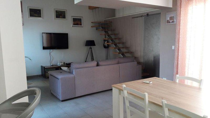 La Figuière- belle villa  à 5 mn de Nîmes, holiday rental in Bellegarde