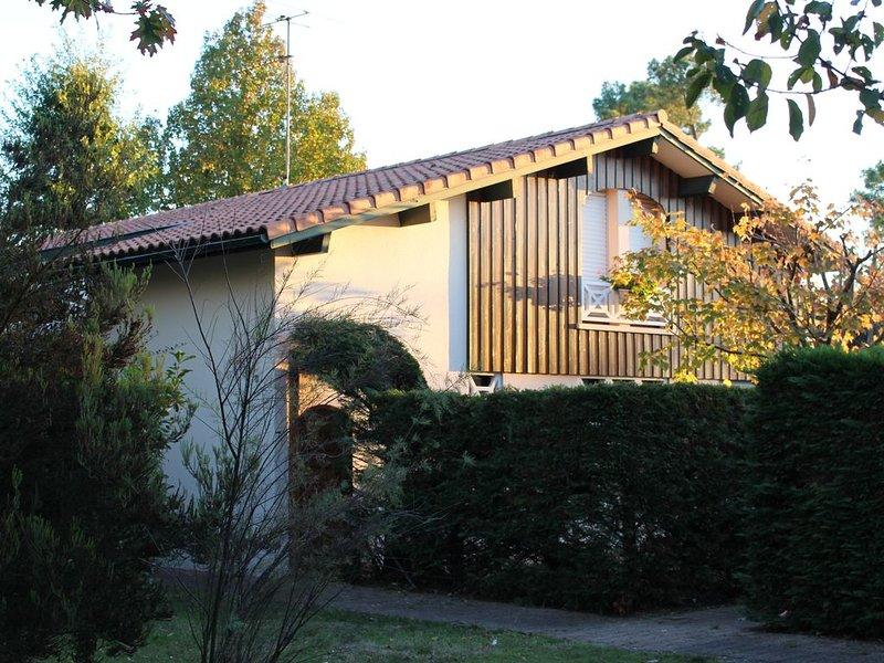 Maison classée 3 étoiles proche du lac de Biscarrosse, location de vacances à Biscarrosse
