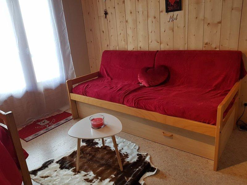 Appartement chalet  GUZET NEIGE, holiday rental in Guzet Neige