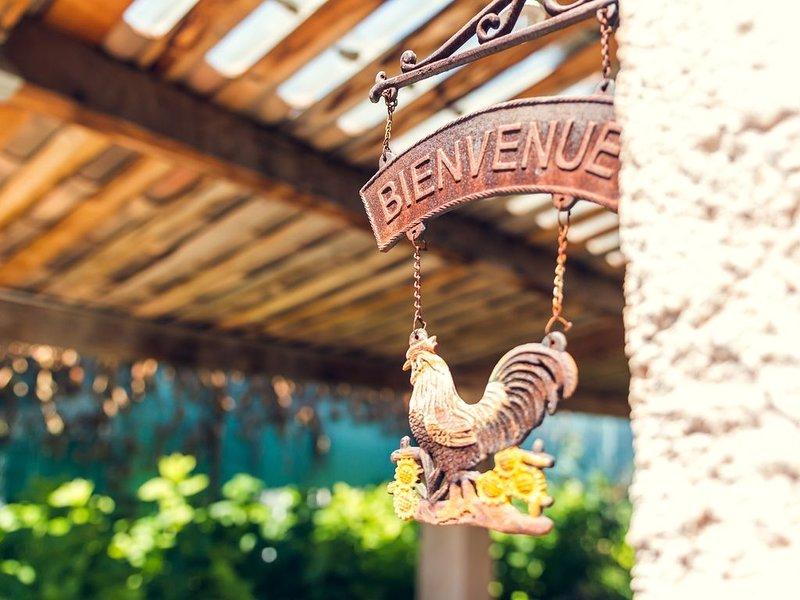 Paisible Villa à 10min de Cannes, holiday rental in Auribeau-sur-Siagne