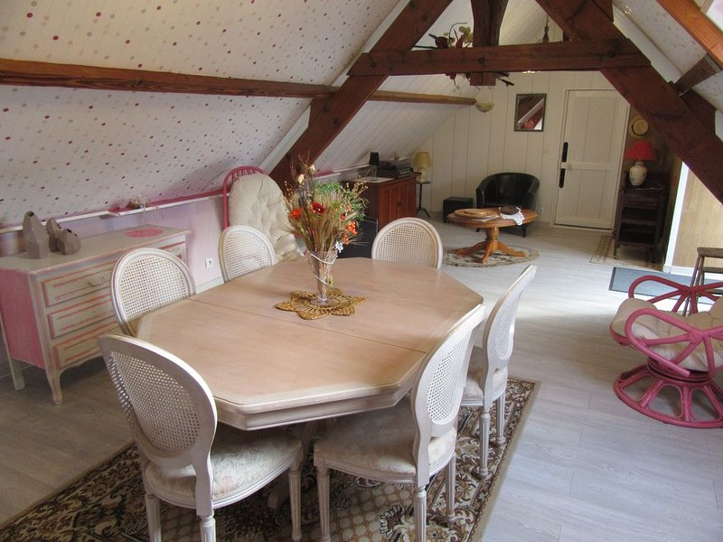 Gite Le Pigeonnier 62, holiday rental in Courcelles-au-Bois